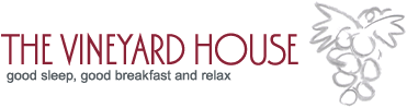 The Vineyard House – Good sleep, good breakfast and relax.